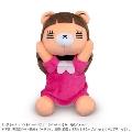 「れ子ちゃん×コントロールベア」コラボぬいぐるみ (おまけCD「君とぬいぐるみ」付き) [GOODS+CD]