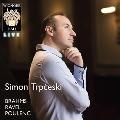 Simon Trpceski - Brahms, Ravel, Poulenc