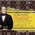 Schubert: Das Geistliche & Weltliche Chorwerk<初回生産限定盤>
