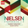 Carl Nielsen Vol.2 - Symphonies No.1-No.4