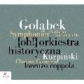 ゴウォンベク: 交響曲集&クルピンスキ: クラリネット協奏曲