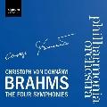 Brahms: The Four Symphonies - No.1-No.4