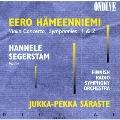 Violin Cto/Sym 1/2:Hameenniemi