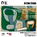 Anton Simon: Piano Concerto, Danse de Bayadere, La revue de nuit, Deux danses de Don Quixote, etc