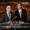 ヒナステラ、バーンスタイン、ムーサ: ヴァイオリンと管弦楽のための作品集