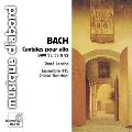 Bach: Cantatas pour Alto / Jacobs, Banchini, Ensemble 415
