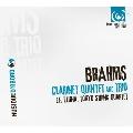 Brahms: Clarinet Quintet Op.115, Clarinet Trio Op.114