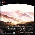 Schubert: Schwanengesang D.957; Schumann: Dichterliebe Op.48 / Max van Egmond, Kenneth Slowik