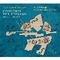 ルクレール: ヴァイオリン協奏曲集 Vol.1