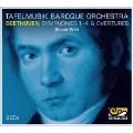 Beethoven: Symphony No.1-No.4, Overtures