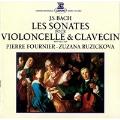 J.S.Bach: Les Sonates pour Violoncelle & Clavecin