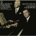 "Beethoven: Piano Concerto No.5 Op.73 ""Emperor"" / Glenn Gould(p), Leopold Stokowski(cond), American SO"