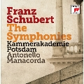 Schubert: The Symphonies<完全生産限定盤>