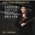 1930年代のヴァイオリン協奏曲集 Vol.1