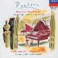 プーランク:2台,4手のピアノのための作品全集