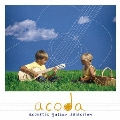 acoda acoustic guitar selection [CD+DVD]<初回生産限定盤>