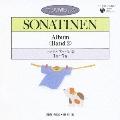 CDピアノ教則シリーズ 18::ソナチネ アルバム2 1番~7番