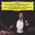 ブラームス: 交響曲第1番, ハンガリー舞曲第5番 / チョン・ミュンフン, チョン・ミュンフン