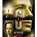X-ファイル シーズン6 <SEASONSコンパクト・ボックス>