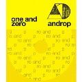 one and zero [CD+DVD]<初回限定盤>