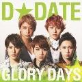 GLORY DAYS<通常盤>