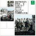 ベートーヴェン:交響曲 第3番「英雄」 「プロメテウスの創造物」序曲