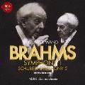 ブラームス:交響曲第1番/シューベルト:交響曲第5番 [Blu-spec CD2]