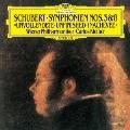 シューベルト:交響曲第3番・第8番≪未完成≫ [UHQCD x MQA-CD]<生産限定盤>