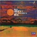 シベリウス:交響曲第2番 フィンランディア/トゥオネラの白鳥