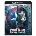 シビル・ウォー/キャプテン・アメリカ 4K UHD [4K Ultra HD Blu-ray Disc+Blu-ray Disc]