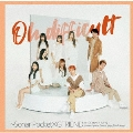 Oh difficult ~Sonar Pocket×GFRIEND [CD+DVD]<初回限定盤B>