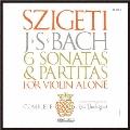 J.S. バッハ: 無伴奏ヴァイオリンのためのソナタとパルティータ(全曲)<完全限定生産盤>
