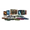 中つ国 [ロード・オブ・ザ・リング/ホビット]アルティメット・コレクターズ・エディション [4K Ultra HD Blu-ray Disc x15+16Blu-ray Disc]<限定生産版>