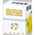 劇場版ポケットモンスター ピカチュウ・ザ・ムービーBOX 2003-2006(6枚組)<完全生産限定>