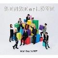 SENSE or LOVE [CD+歌詞フォトブックレット]<通常盤/初回プレス>