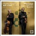ヴァイオリンとチェロピッコロによる二重協奏曲集