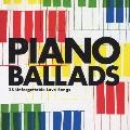 ピアノバラッド