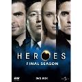 HEROES/ヒーローズ ファイナル・シーズン DVD-BOX