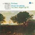 ブラームス:弦楽六重奏曲 第1番 第2番