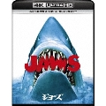 ジョーズ [4K Ultra HD Blu-ray Disc+Blu-ray Disc]