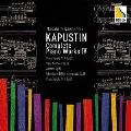 <カプースチンピアノ作品全曲録音IV>ピアノ・ソナタ第8番、第9番