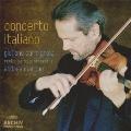 イタリア協奏曲集 / ジュリアーノ・カルミニョーラ, アンドレーア・マルコン, ヴェニス・バロック・オーケストラ