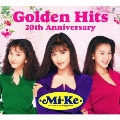Mi-Ke Golden Hits 20th Anniversary [CD+DVD]