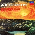 R.シュトラウス:アルプス交響曲 シェーンベルク:管弦楽のための変奏曲<限定盤>