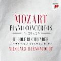 モーツァルト:ピアノ協奏曲第23番&第25番