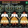 ブラームス:ハンガリー舞曲集、ワルツ集、ドヴォルザーク:スラヴ舞曲集
