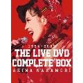 中森明菜 THE LIVE DVD COMPLETE BOX DVD