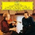 シューベルト:≪しぼめる花≫の主題による序奏と変奏曲 ヴァイオリン・ソナタ/幻想曲