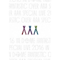 AAA SPECIAL LIVE 2016 IN DOME FANTASTIC OVER [スマプラ付]<通常盤> DVD