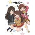 アイドルマスター シンデレラガールズ劇場 第1巻 [Blu-ray Disc+DVD+CD]